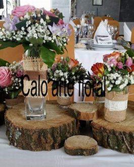 Bodas 12 – Arte floral y Decoración para bodas