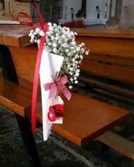 Bodas 6 – Decoración de la Iglesia