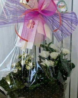 cesta-de-planta-decorada