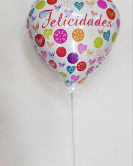 Globo felicidades
